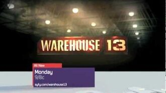 Warehouse 13 season 4 trailer