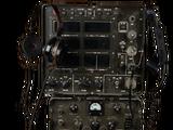 Barry Seal's Aviation Radio & Headset