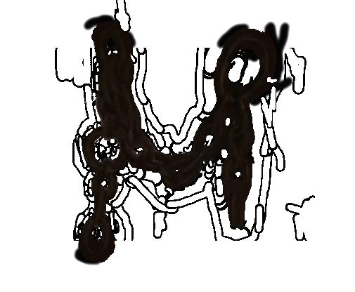 Chain from Tomás de Torquemada's Torture Rack
