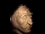 Dante Alighieri's Death Mask
