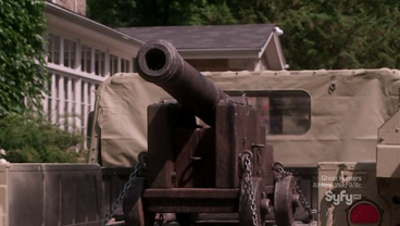 Black Bart's Cannon
