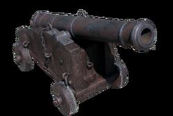 Black Bart's Cannon (Cut)