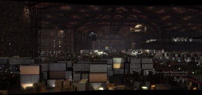 Warehouse Pan