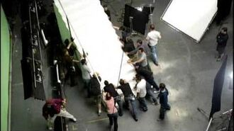 Syfy House of Imagination ad Warehouse 13 concept