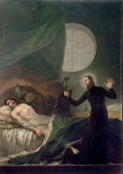 Goya Francis Exorcism