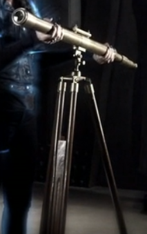 Pierre-Simon Laplace's Telescope | Warehouse 13 Wiki