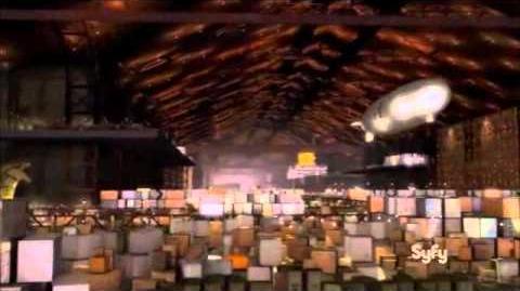 Warehouse 13 Season 3 Intro