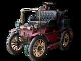 Thomas Edison's Bioelectric Stagecoach