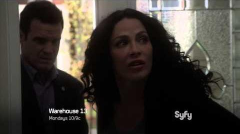 Warehouse 13 - Monday at 10 9c - Sneak Peek What Matters Most