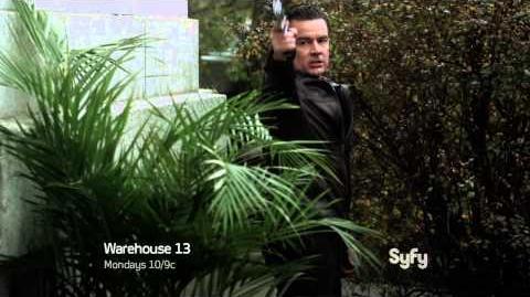Warehouse 13 Season 4 420 Sneak Peek