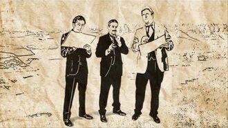 Todd Haberkorn, Yuri Lowenthal, & Richard Epcar on Warehouse 13