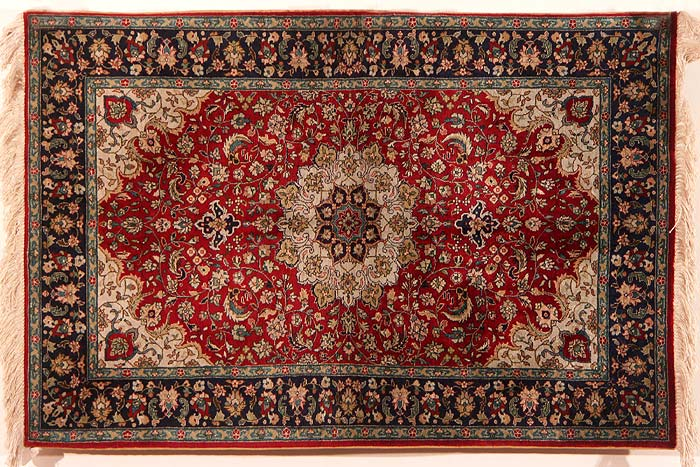 Artifacts Warehouse 14 Persian Rug Roleplay