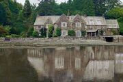 Exterior water blackett house and estate scotland dixcot locations