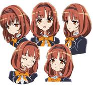 Kaori Headshots