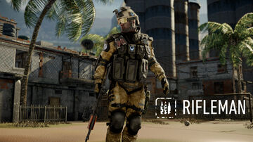Warface Class tag rifleman screen3