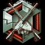 Challenge badge weapon25 25