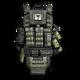 라이노 방탄 조끼 Render