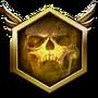 Challenge badge gold 03