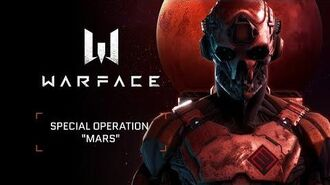 "Warface Special Operation ""Mars"" - Trailer"