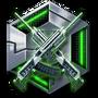 Challenge badge weapon25 07