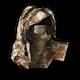 Tactical Sniper Helmet Render