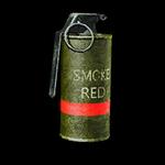 M18 연막탄 (적색) Render