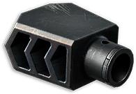 Truvelo CMS Tactical Suppressor