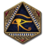 Challenge badge afro 04