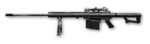 Barrett M107 Render