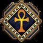 Challenge badge afro 03