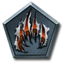Challenge badge rw 08