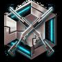 Challenge badge weapon25 16