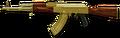황금 AK-47 Render