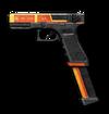 Glock 18C 엘리트 크라운 Render