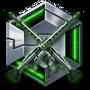 Challenge badge weapon25 35