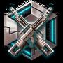 Challenge badge weapon25 02