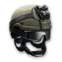 Tactical Rifleman Helmet Render