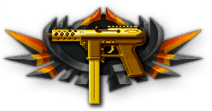 TEC-9 Warbox Crown