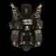 애틀란트 방탄 조끼 Render