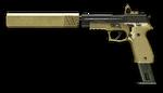 SIG Sauer P226 C Render