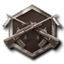 Challenge badge weapon10 34