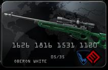 SV-98 Black Market Card