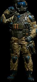 Medic Class Character