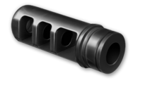 HArms CQR Suppressor