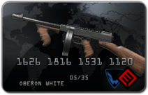 Thompson M1928 Black Market Card
