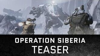 Warface - Teaser - Siberia Special Operation