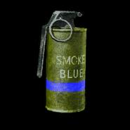 M18 연막탄 (청색)