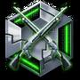 Challenge badge weapon25 14