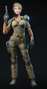 Aurora Rifleman Skin