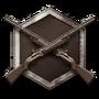 Challenge badge weapon10 40